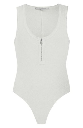 ALLSAINTS Alicia Rib Bodysuit | Nordstrom