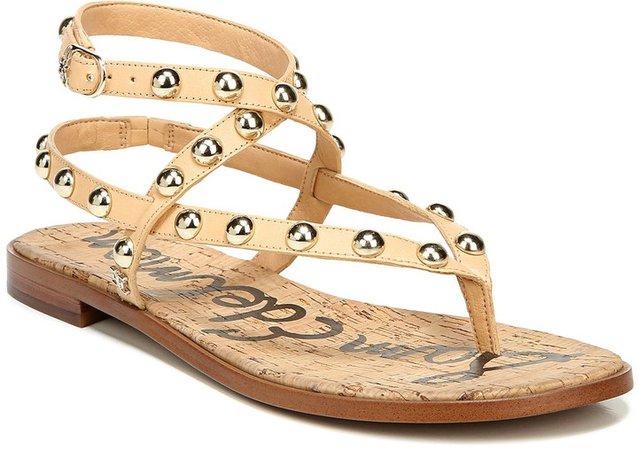 Elisha Studded Strappy Sandal
