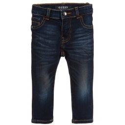 Guess - Baby Boys Dark Wash Jeans   Childrensalon