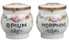 opium morphine