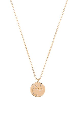 Sagittarius Written in the Stars Necklace