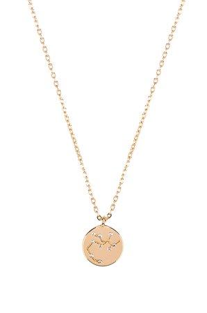 Sagittarius Written in the Stars Necklace