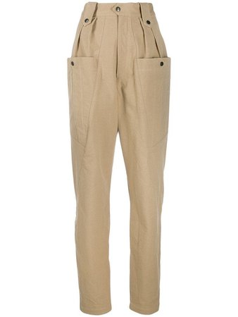 ISABEL MARANT Yerris trousers
