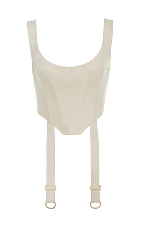 Clothing : Tops : 'Altana' Nude Riding Corset
