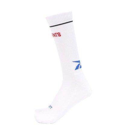 X Reebok Classic cotton-blend socks