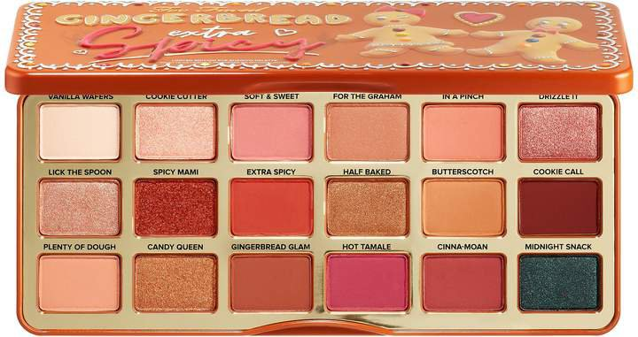 Gingerbread Extra Spicy Eyeshadow Palette