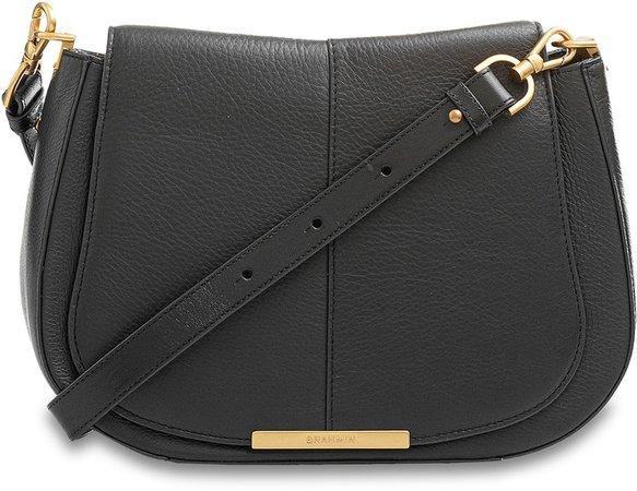 Nadine Leather Shoulder Bag