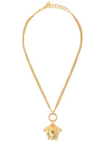Versace Medusa Necklace - Farfetch