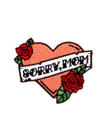 Sorry, Mom Patch – Strange Ways