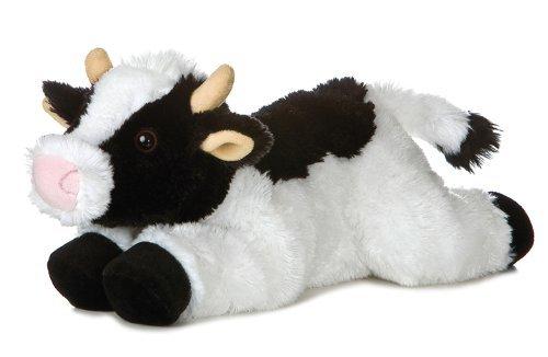 "Aurora May Bell Cow Flopsie Plush Stuffed Animal 12"", Animals & Figures - Amazon Canada"