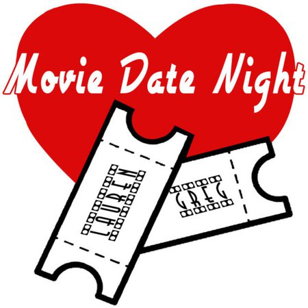 movie date night logo - Google Search