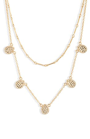 Anna Beck Double Strand Necklace | Nordstrom