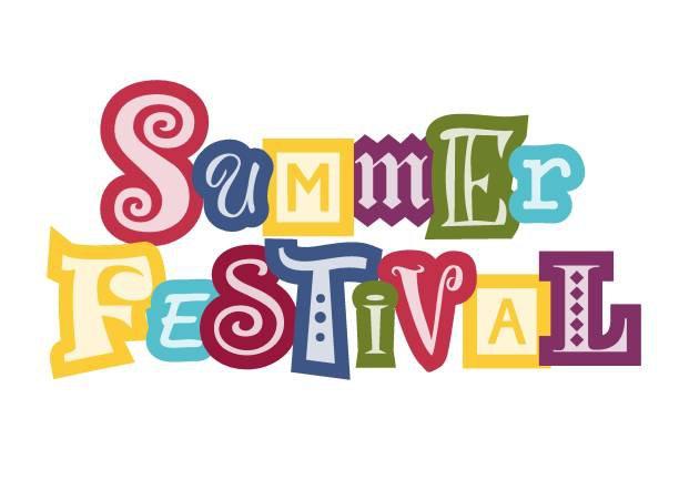 Royalty Free Hard Summer Music Festival Clip Art, Vector Images & Illustrations - iStock