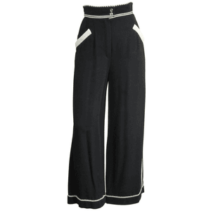 vintage pants chanel png