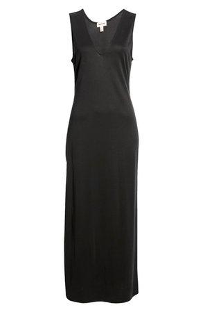 Open Edit Sleeveless Maxi Dress | Nordstrom