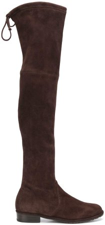 Lowland knee-length boots