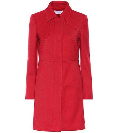 Twill coat