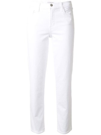 J Brand Slim Fit Jeans - Farfetch
