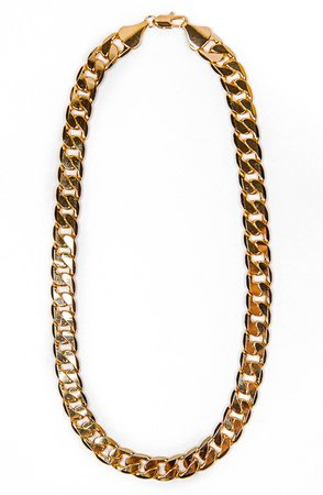 Petit Moments Amber Chain Necklace