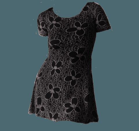 grunge png dress