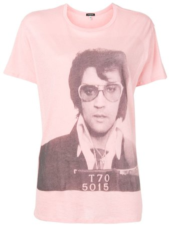 R13 Elvis Short Sleeved T-shirt