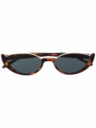 Linda Farrow cat-eye Sunglasses - Farfetch