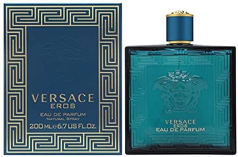 Amazon.com : Eros by Versace, 6.7 oz EDP Spray for Men : Clothing