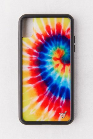 Wildflower Tie-Dye iPhone Case | Urban Outfitters