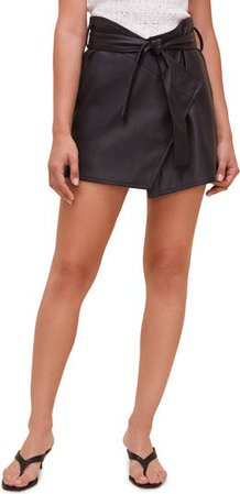 Briar Faux Leather Skirt | Nordstrom