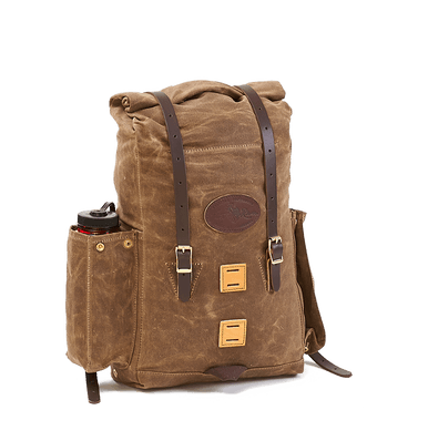 hiking packpack leather - Google Search