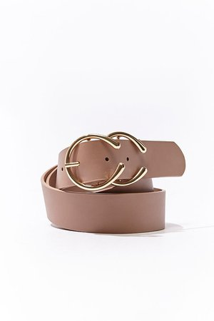 Faux Leather Hip Belt | Forever 21