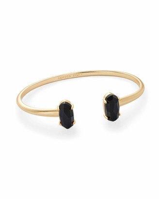 gold and black cuff