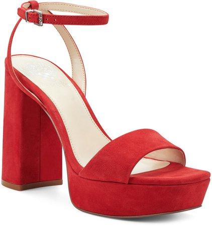 Chastin Platform Sandal