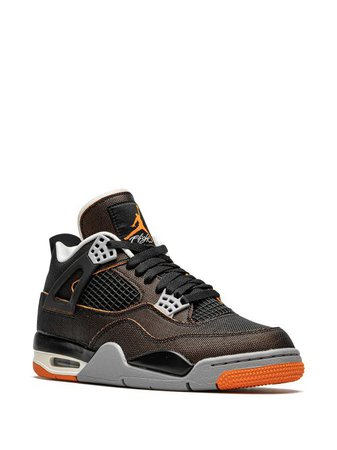Jordan Air Jordan 4 Retro Sneakers - Farfetch