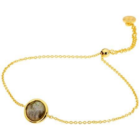 Gorjana - Gorjana Olivia Two Tone One Size Bracelet 194-201-29-G - Walmart.com gold