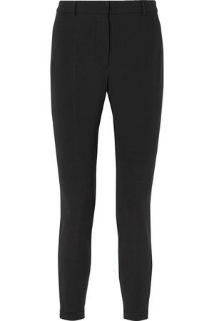 Burberry | Hose mit schmalem Bein aus Jersey | NET-A-PORTER.COM