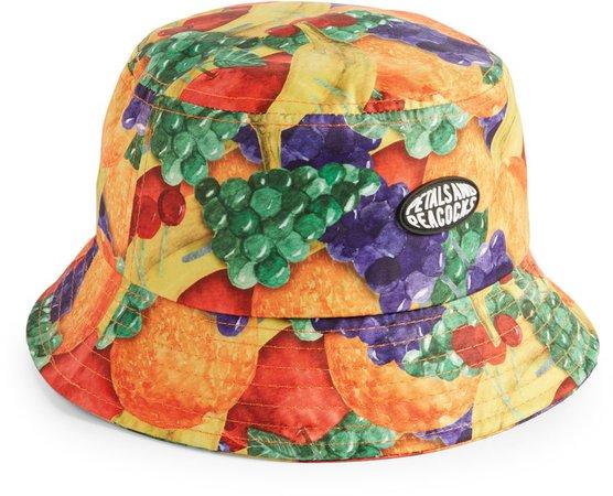 Petals And Peacocks Treat Yourself Bucket Hat