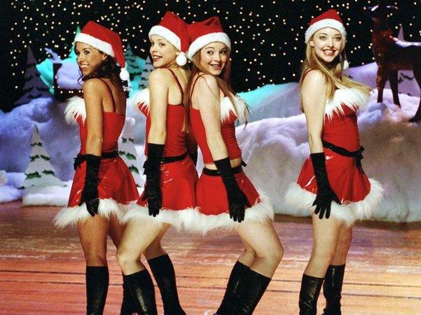 mean girls jingle bell rock