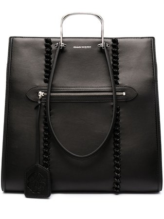 Alexander McQueen, The Tall Story Tote Bag