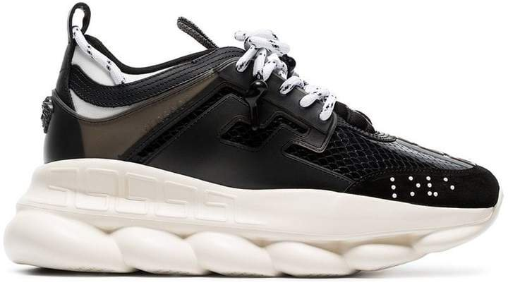 Chain Reaction Sneakers
