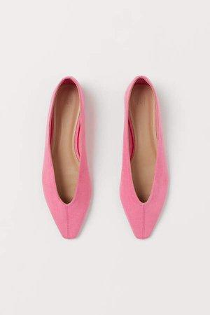 Ballet Flats - Pink