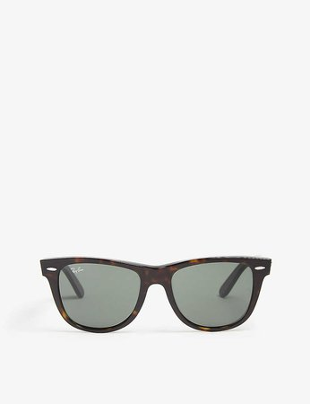 RAY-BAN - Square frame sunglasses | Selfridges.com