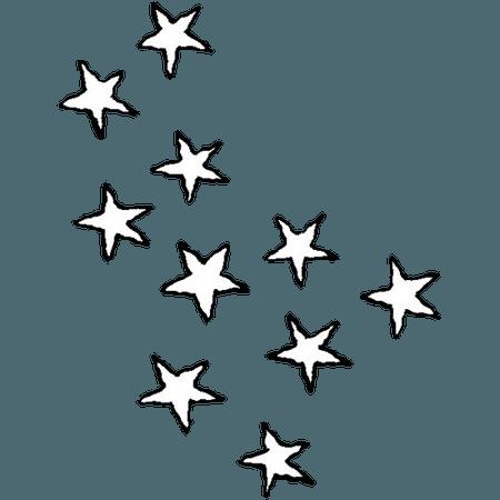 — transparentoverlaystuff: little stars png