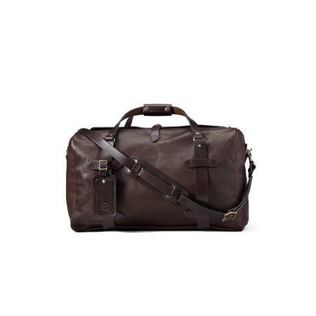 Filson Leather duffel