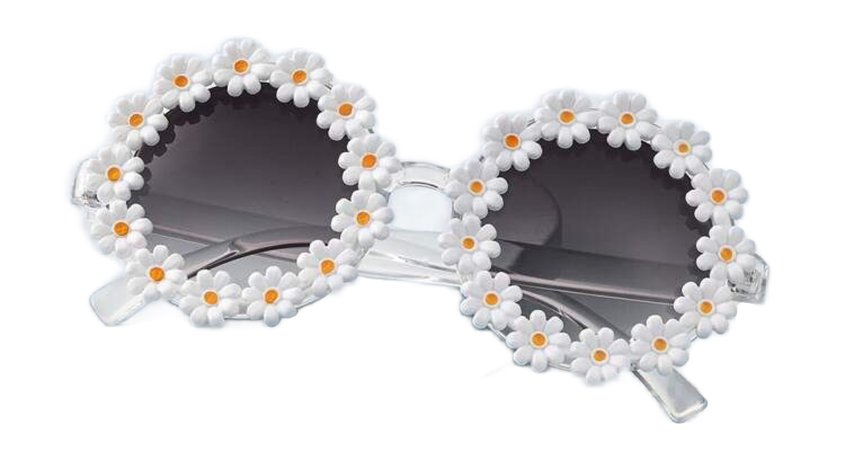 SHEIN Daisy Sunglasses