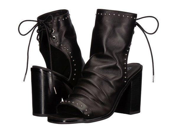 Sol Sana - Voyager Heel (Black Stud) Women's Boots