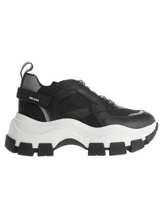 Prada Chunky Sole Sneakers