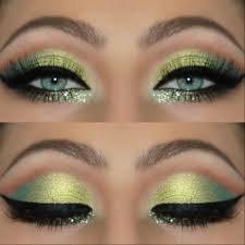 light green eyeshadow looks - Google Search