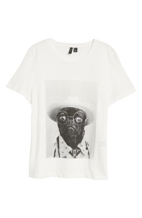 VERO MODA Rivet Graphic T-Shirt | Nordstrom