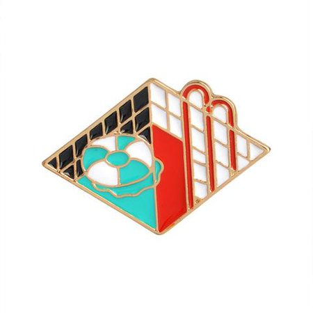 Swimming Pool Pin by Peachy Pins